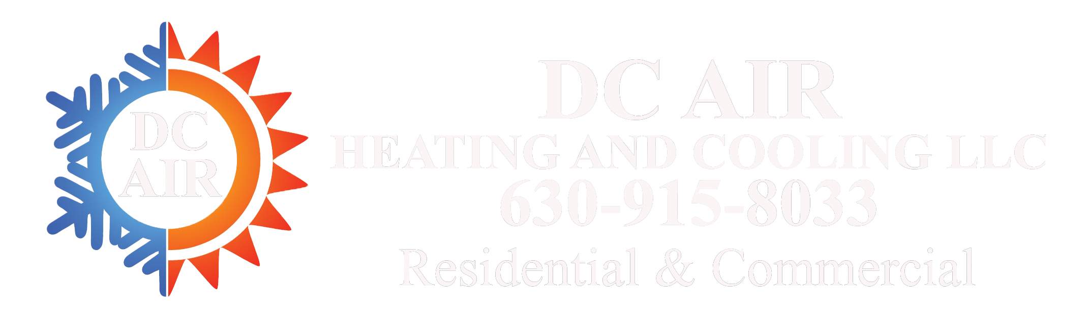 DC Air Heating and Cooling, LLC Logo